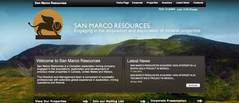 San Marco Resources